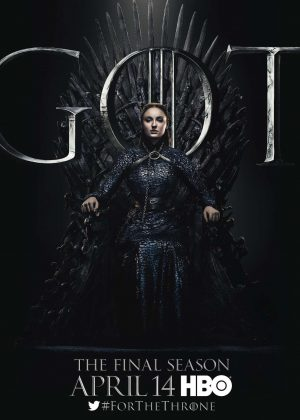 Sophie Turner - 'Game of Thrones' Season 8 Promotional Photos