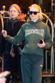 Sophie Turner - Goes Shopping in New York