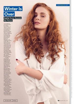 Sophie Turner - GQ US Magazine (May 2016)