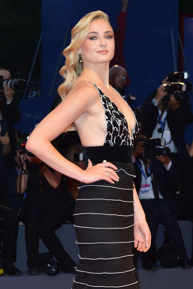 Sophie Turner - 'Hacksaw Ridge' Premiere at 73rd Venice Film Festival in Italy