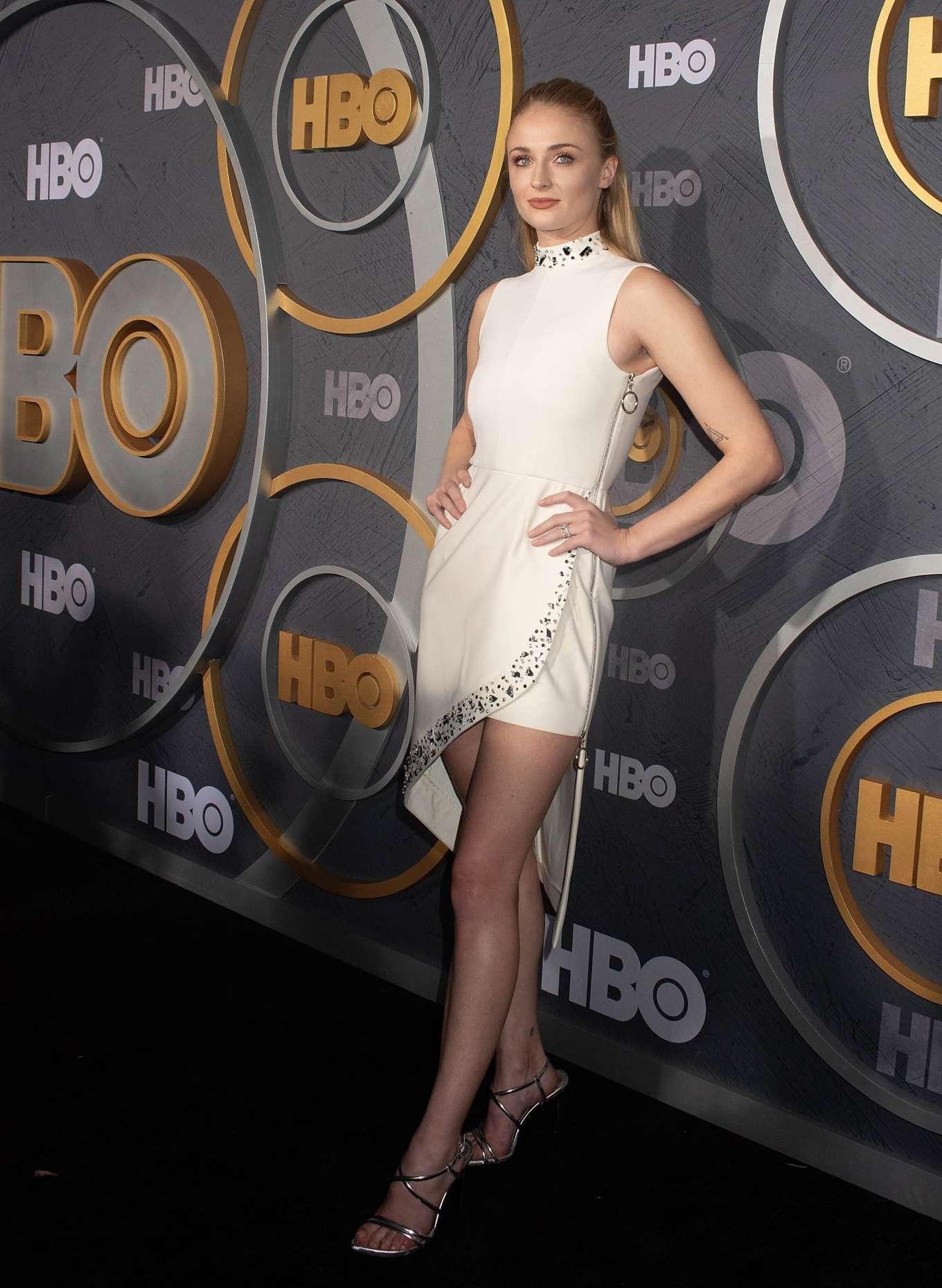 Sophie Turner 2019 : Sophie Turner – HBO Primetime Emmy Awards Afterparty-07