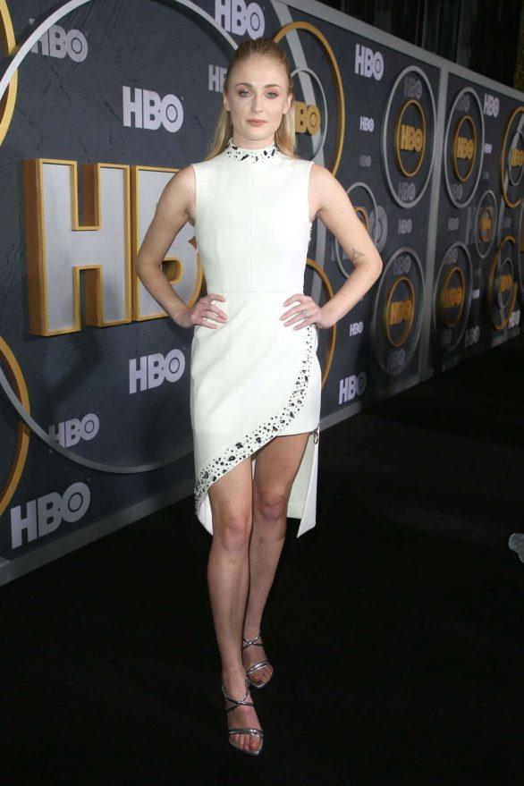 Sophie Turner 2019 : Sophie Turner – HBO Primetime Emmy Awards Afterparty-08