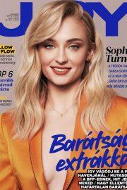 Sophie Turner - Joy Hungary Cover Magazine (June 2019)