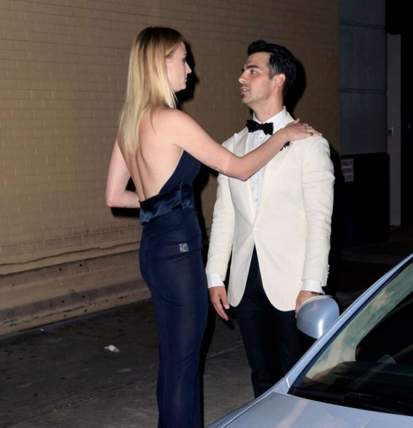 Sophie Turner 2019 : Sophie Turner – Leaving Joe Jonas Birthday Party in New York-04