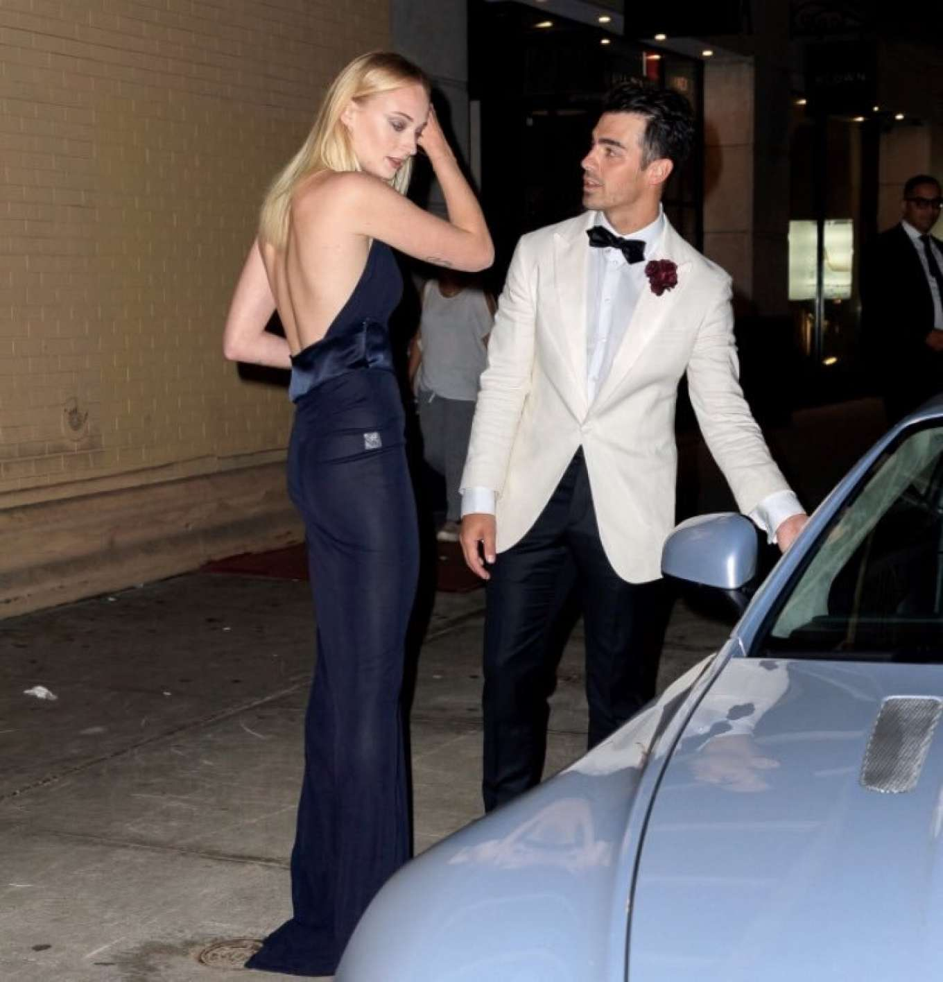 Sophie Turner 2019 : Sophie Turner – Leaving Joe Jonas Birthday Party in New York-06
