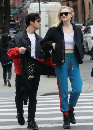 Sophie Turner - Out in New York
