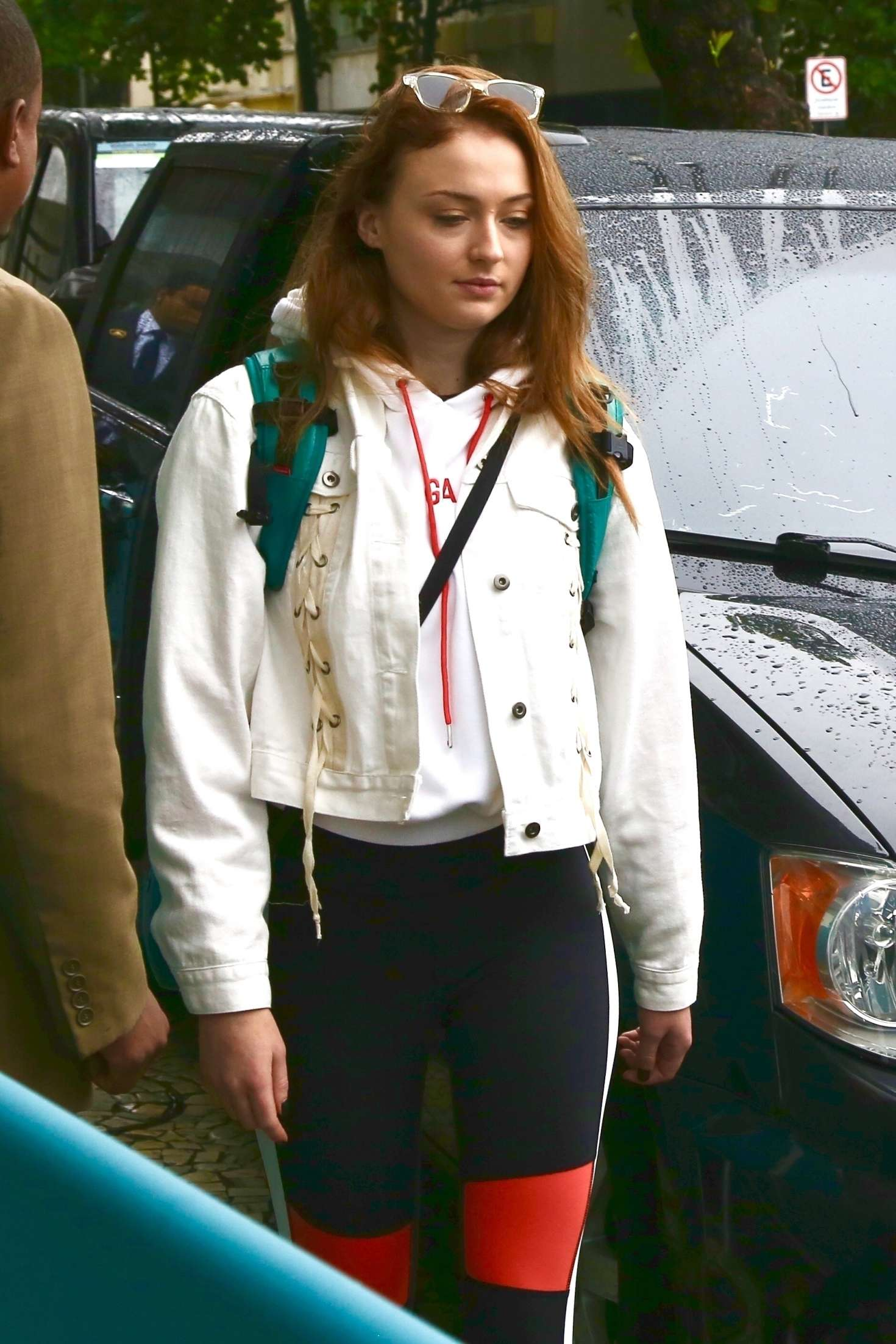 Sophie Turner - Out in Rio de Janeiro