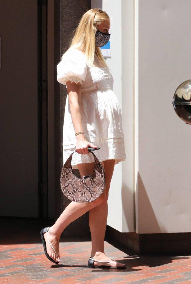 Sophie Turner - Out in Santa Monica