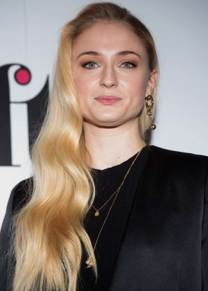 Sophie Turner - Sky Women in Film and TV Awards 2016 in London