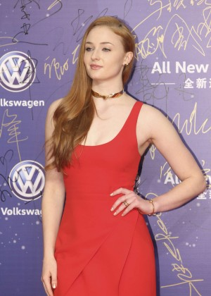 Sophie Turner - The 18th Huading Awards in Macau