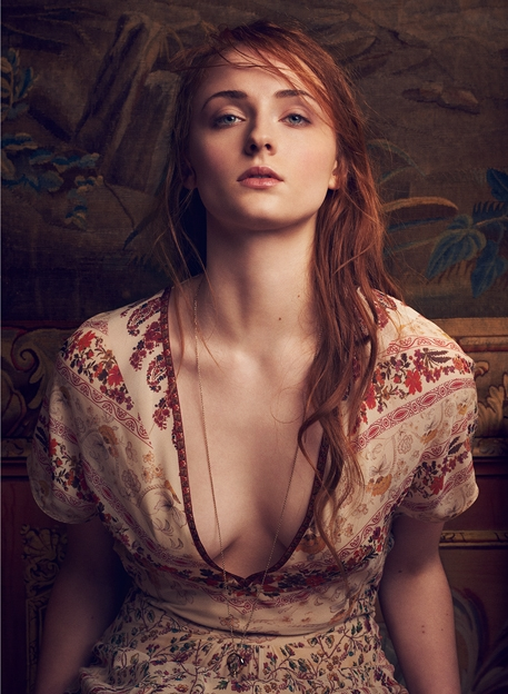 Sophie Turner - The Edit Magazine (April 2016)