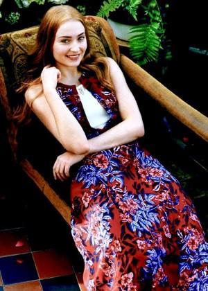 Sophie Turner - Vogue US Magazine (June 2015)