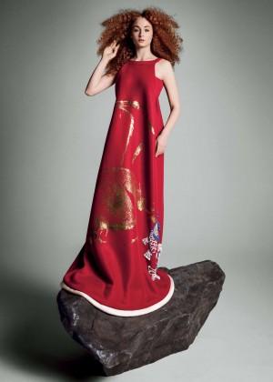 Sophie Turner - Vogue US Magazine (March 2016)