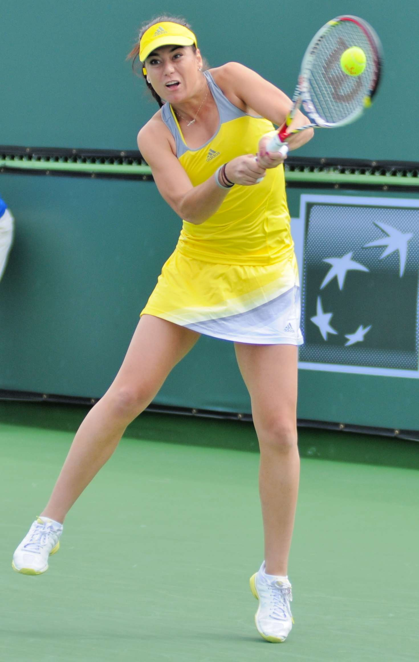 Sorana Cirstea - 2016 Tennis comeback | GotCeleb