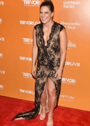 Soshana Bean - TrevorLIVE Fundraiser in New York