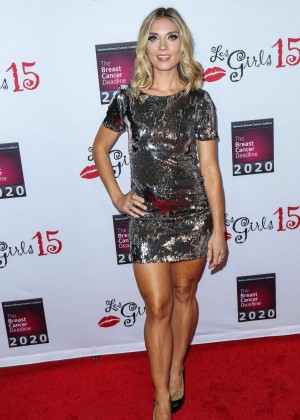 Spencer Grammer - 15th Annual Les Girls Cabaret to Benefit The NBCC in Los Angeles