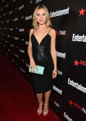 Spencer Grammer - Entertainment Weekly's 2015 SAG Awards Nominees in LA