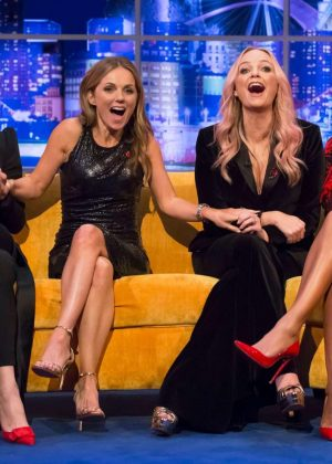 Spice Girls - Jonathan Ross Show in London