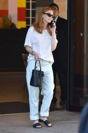 Stacey Dooley at the ITV Studios in London