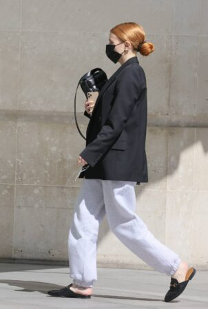 Stacey Dooley - Pictured at the BBC studios in London
