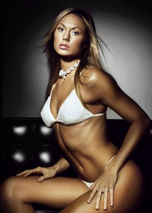 Stacey Keibler by Frankie Batista Photoshoot 2008