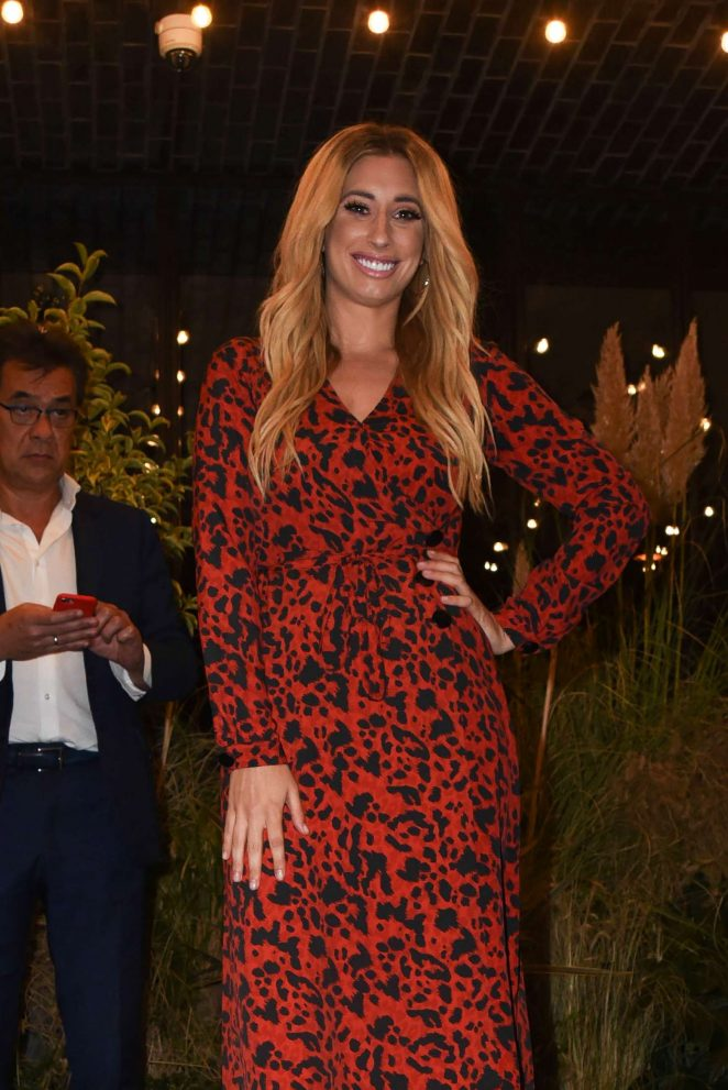 Stacey Solomon - Stacey Solomon New Collection with Primark in London