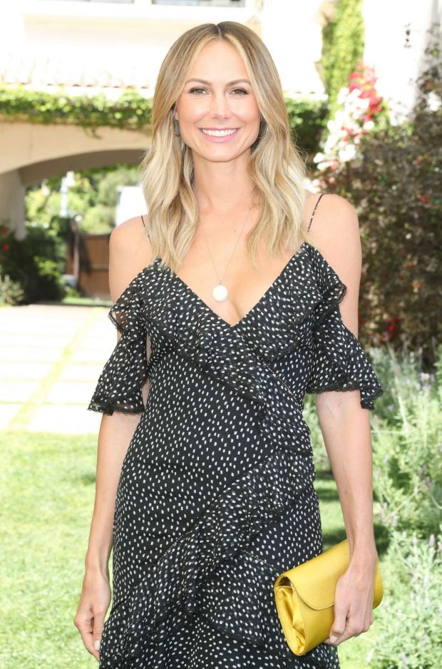 Stacy Keibler - H.E.A.R.T. x Valentino Brunch in LA