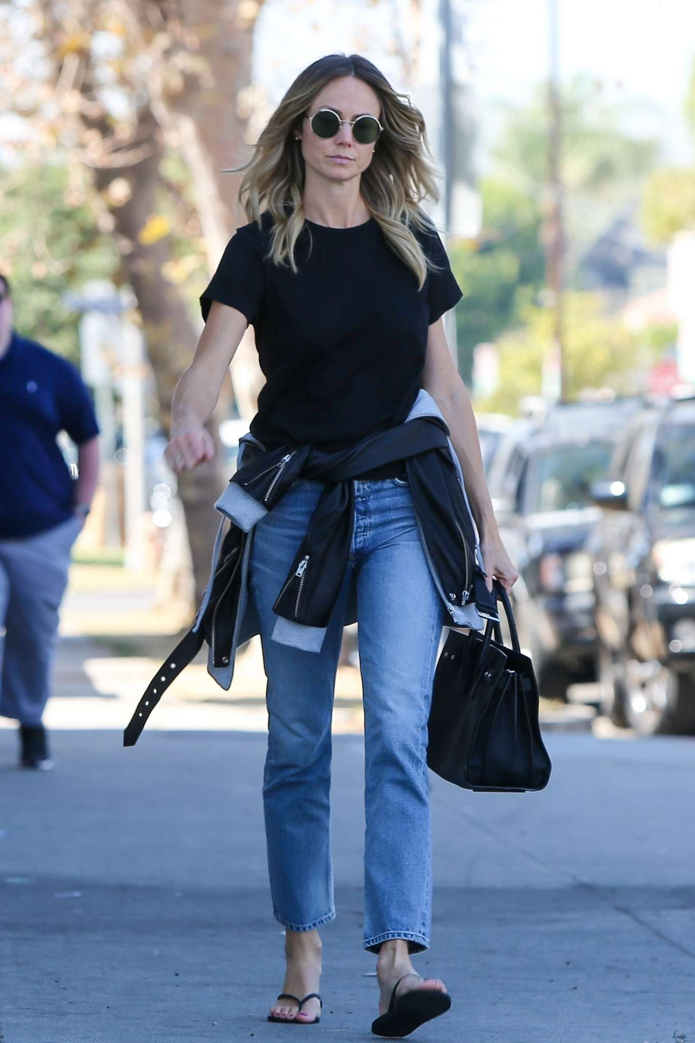 Stacy Keibler - Out in Los Angeles
