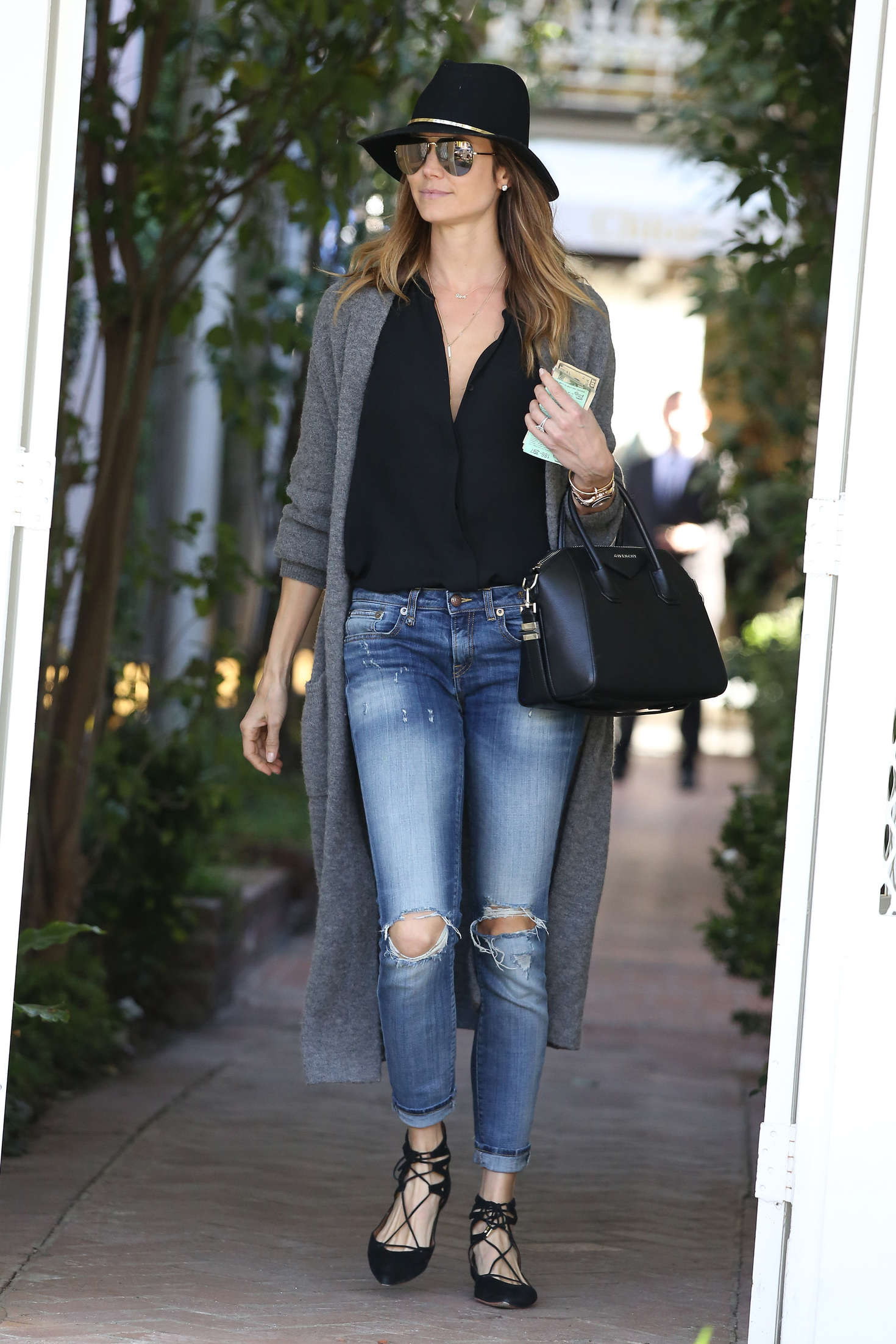 Stacy Keibler 2017 : Stacy Keibler: Shopping on Melrose Place -02