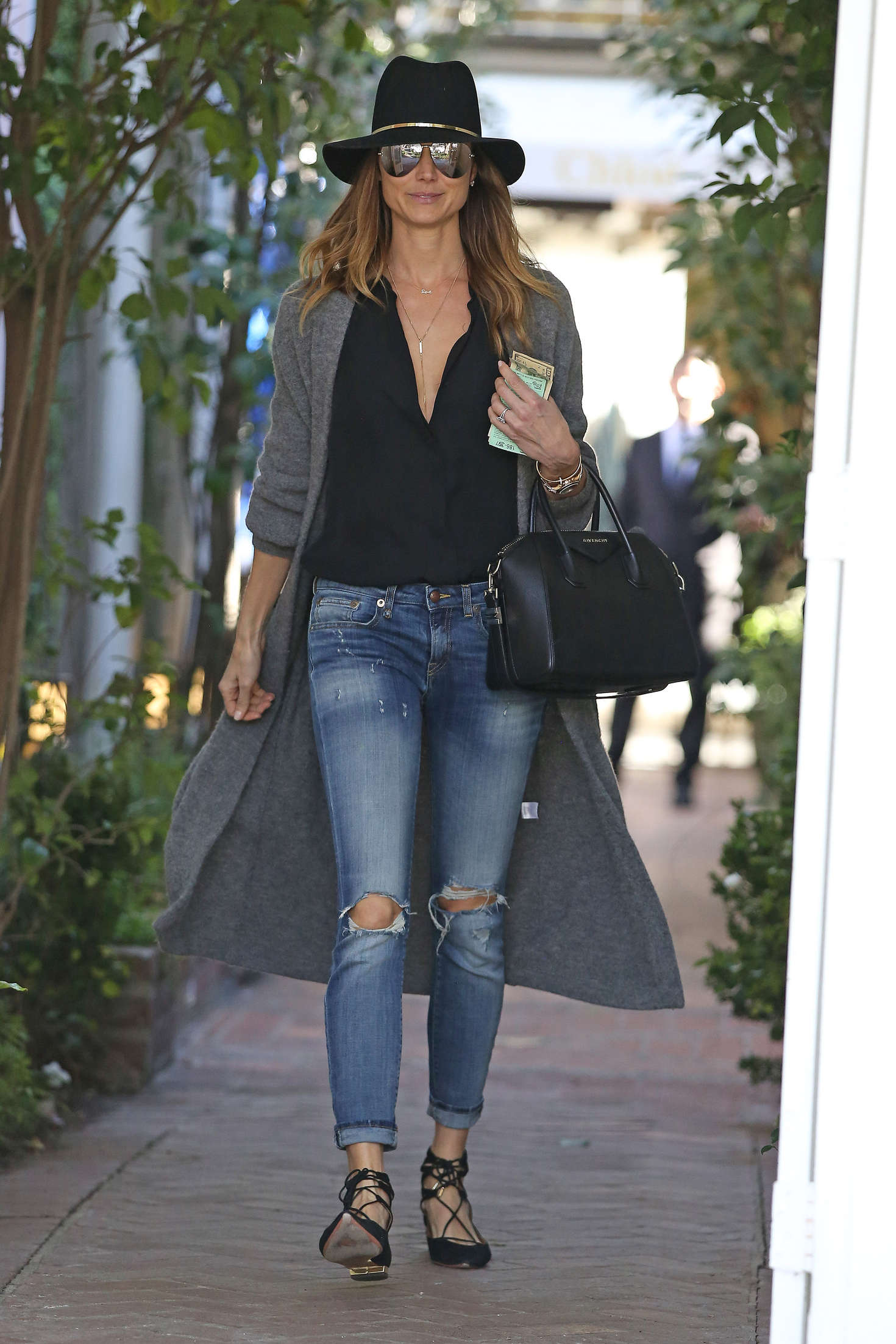 Stacy Keibler 2017 : Stacy Keibler: Shopping on Melrose Place -05