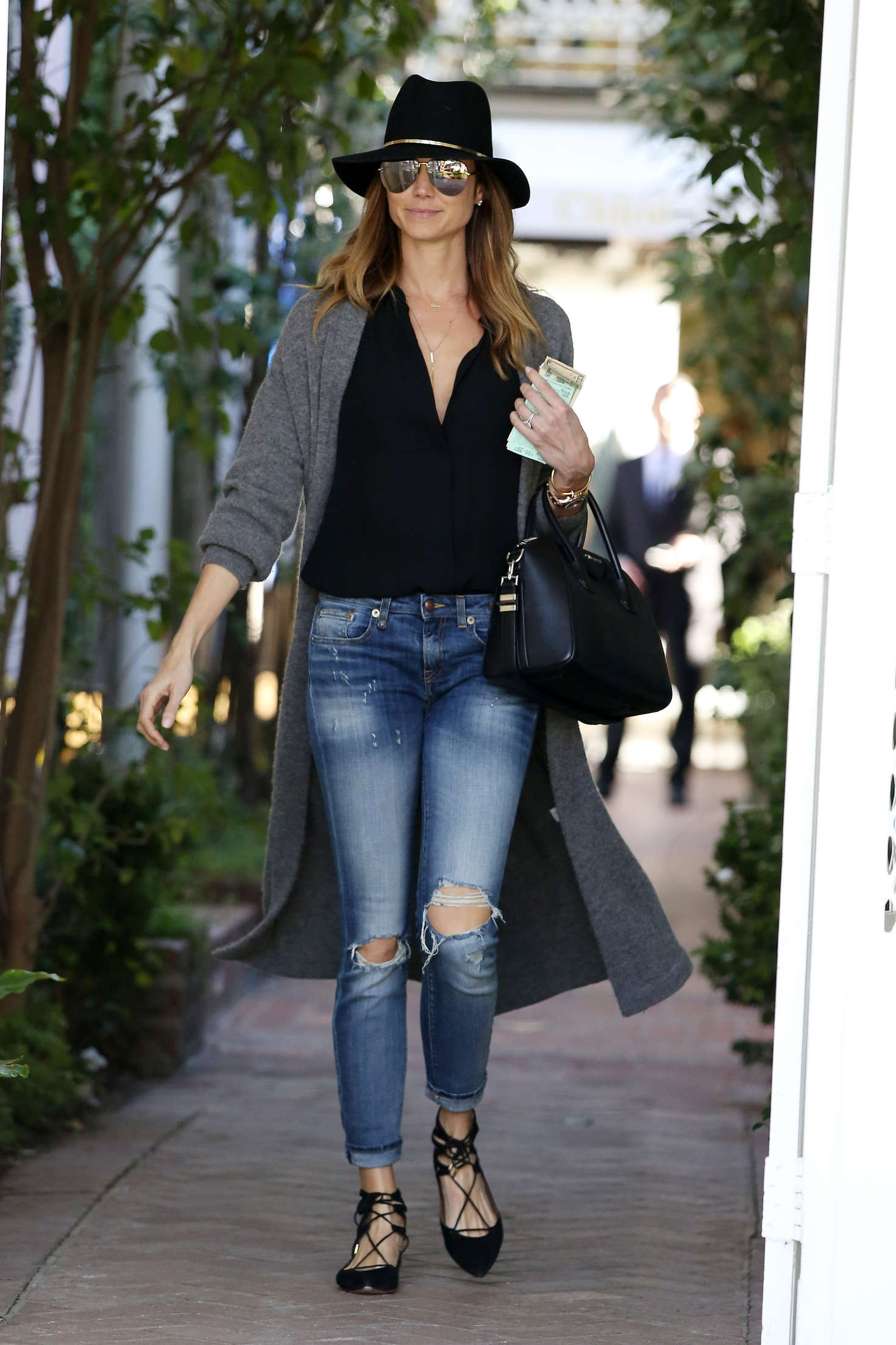 Stacy Keibler 2017 : Stacy Keibler: Shopping on Melrose Place -06
