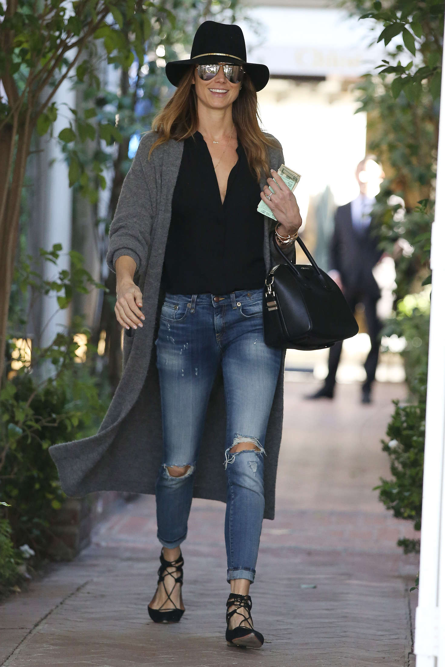 Stacy Keibler 2017 : Stacy Keibler: Shopping on Melrose Place -08