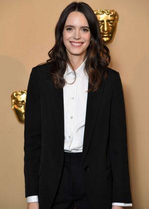 Stacy Martin - BAFTA Breakthrough Brits in London