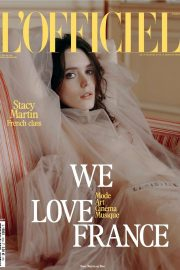 Stacy Martin - L'Officiel Paris Magazine (May 2019)