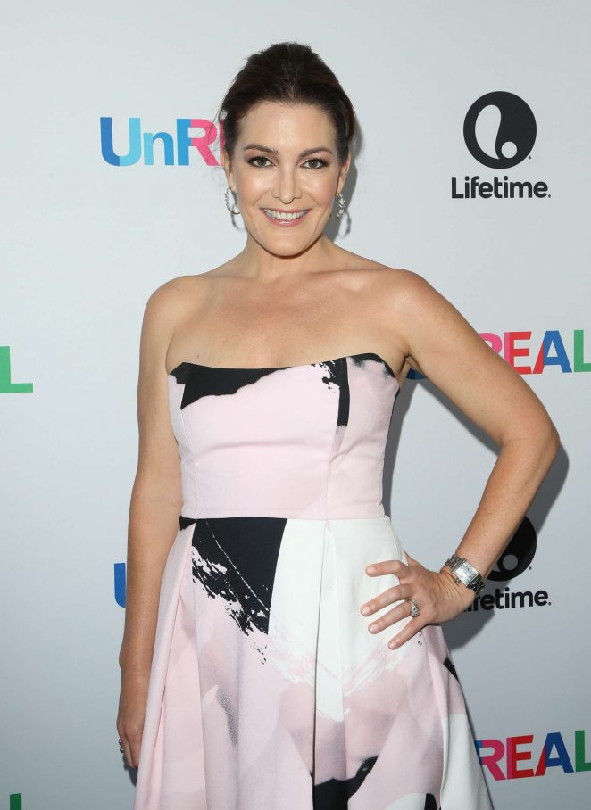 Stacy Rukeyser - 'UnREAL' Screening in Los Angeles