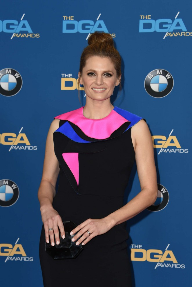 Stana Katic - 2016 Directors Guild Of America Awards in LA
