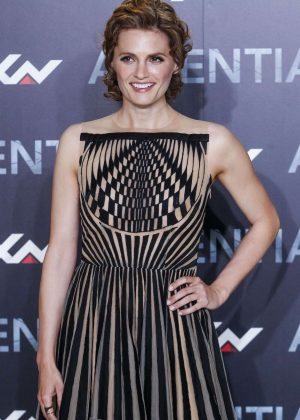 Stana Katic - 'Absentia' Season Two Premiere in Madrid