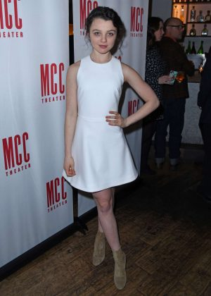 Stefania LaVie Owen - Yen Opening Night in New York