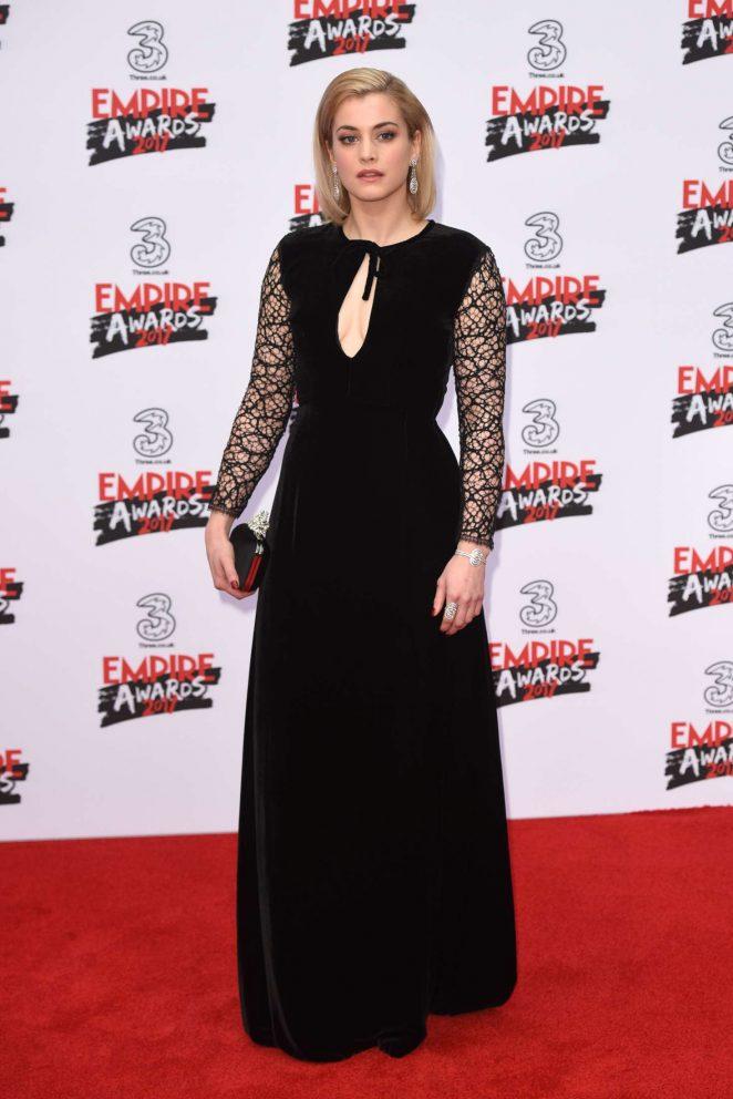 Stefanie Martini - Three Empire Awards 2017 in London