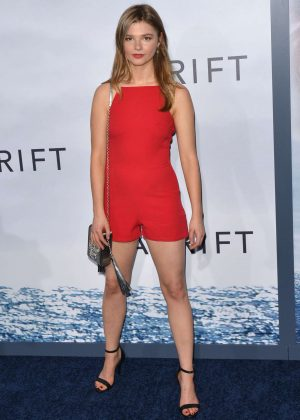 Stefanie Scott - 'Adrift' Premiere in Los Angeles