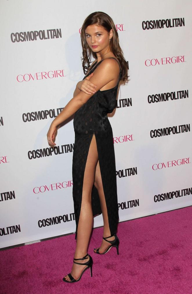 Stefanie Scott - Cosmopolitan's 50th Birthday Celebration in West Hollywood