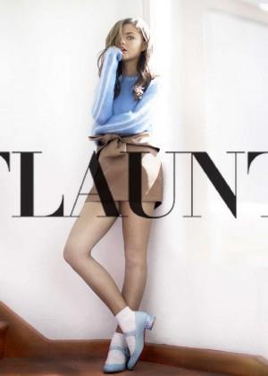 Stefanie Scott - Flaunt Magazine (September 2015)