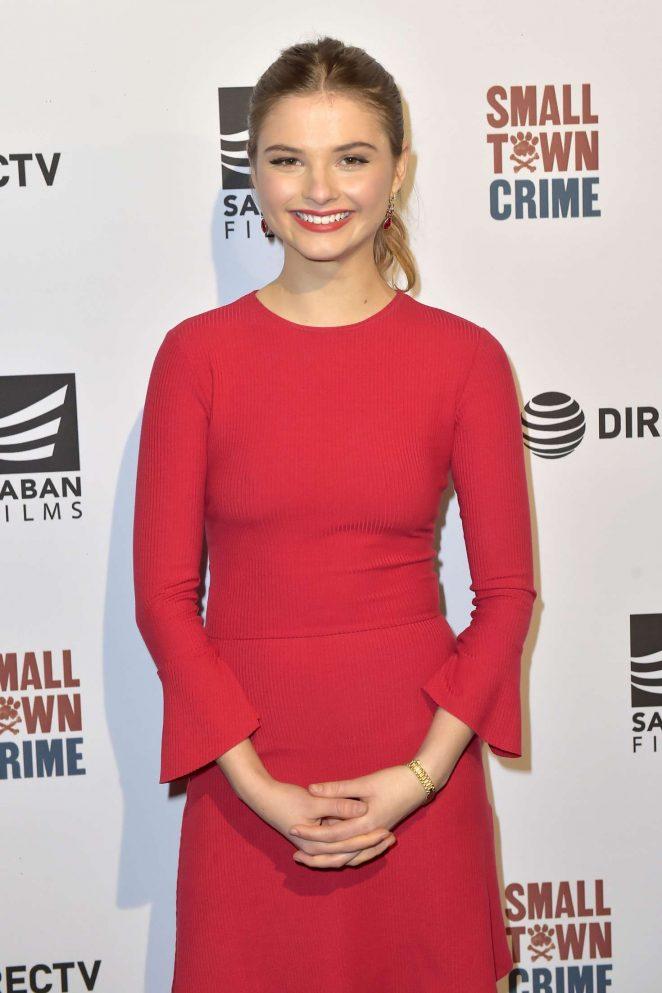Stefanie Scott – 'Small Town Crime' Special Screening in LA
