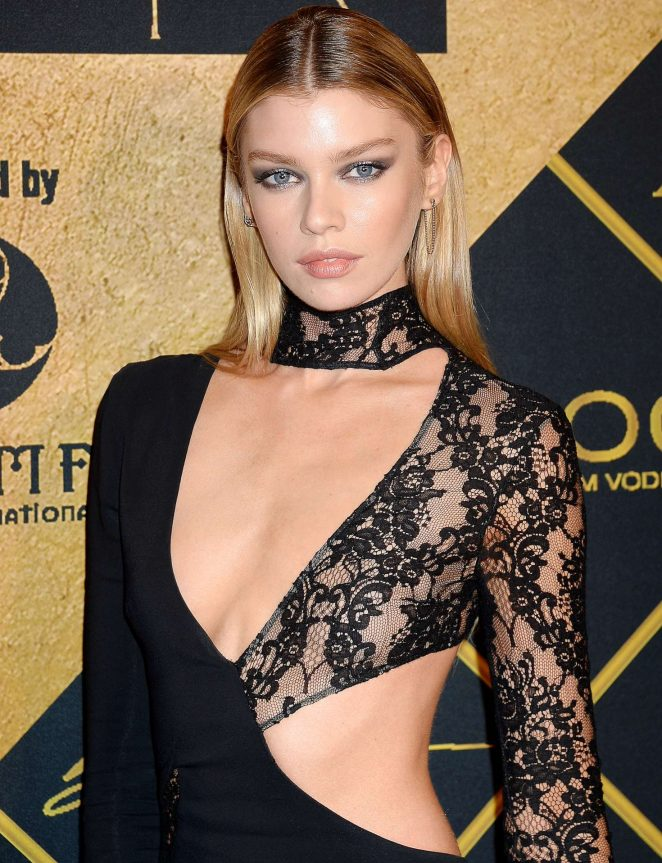 Stella Maxwell - 2016 Maxim Hot 100 Party in Los Angeles