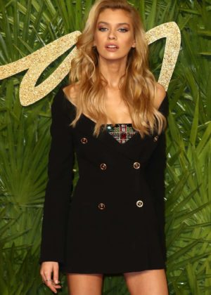 Stella Maxwell - 2017 Fashion Awards in London