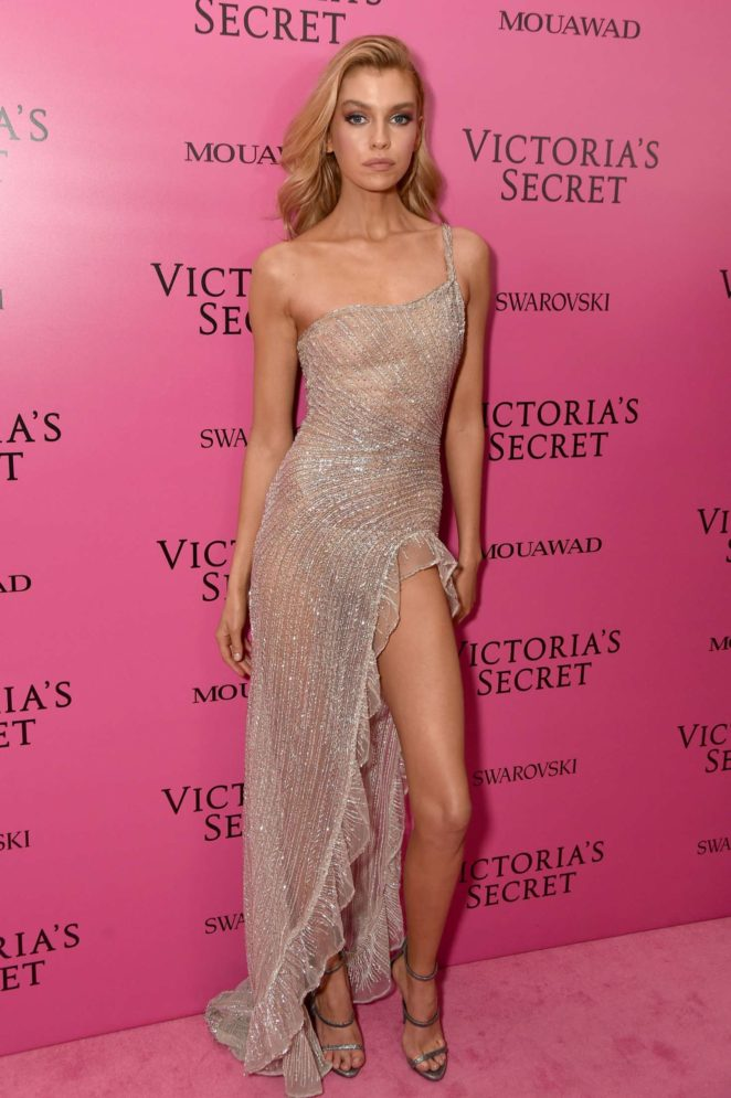Stella Maxwell - 2017 Victoria's Secret Fashion Show After Party in Shanghai