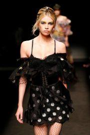 Stella Maxwell - 2019 Paris Fashion Week - Dundas Runway Haute Couture FW 19-20
