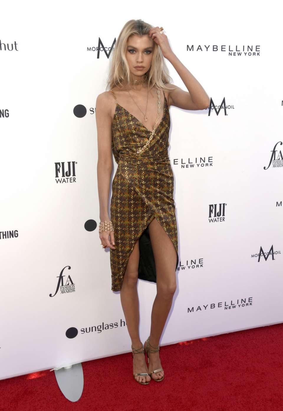 Stella Maxwell - Daily Front Row Fashion Awards 2019 in LA