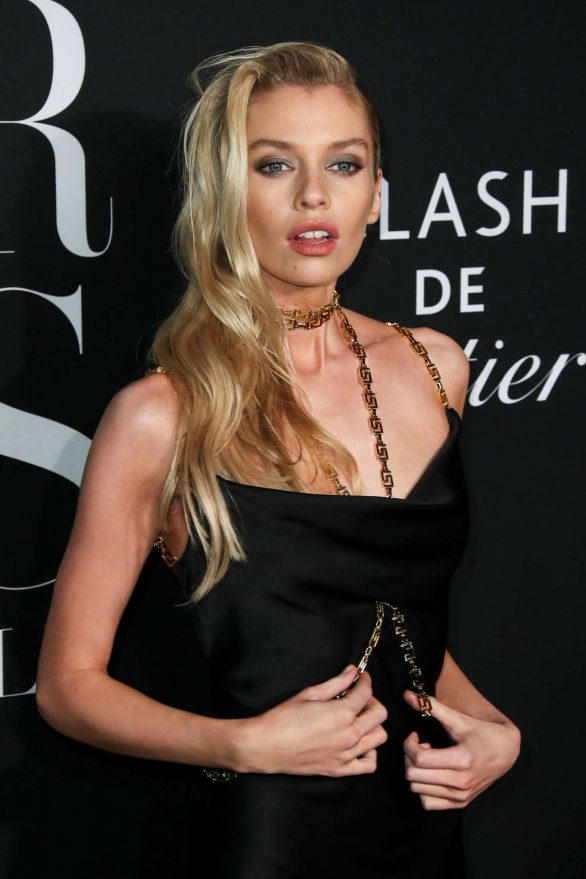 Stella Maxwell - Harper's BAZAAR Celebrates 'ICONS By Carine Roitfeld' in NYC