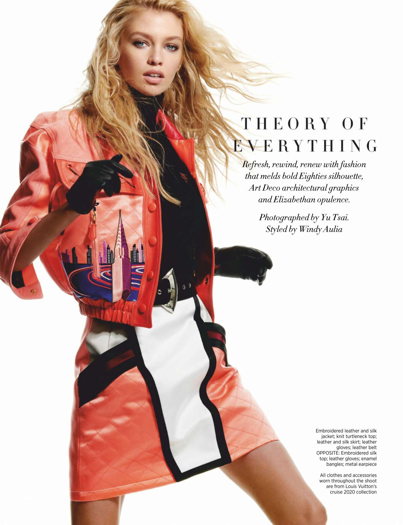 Stella Maxwell 2019 : Stella Maxwell – Harpers Bazaar Singapore 2019-05